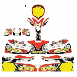 Kit pegatinas New Age CRG 2016