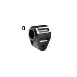Refuerzo interno columna direccion D20