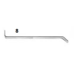 Soporte inferior careta delantera NA3/XL