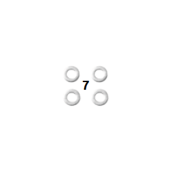 Arandela 6,5-12x1,5