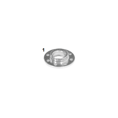 Caster esferico 8 agujeros