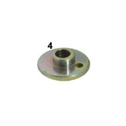Caster esferico 1 agujero