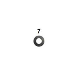 Tuerca M8 metalblock