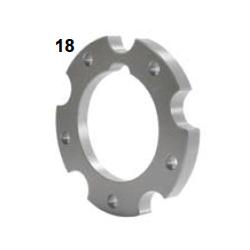 Brida disco freno trasero V05