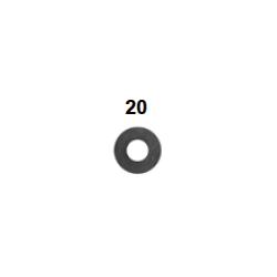 Arandela elastica disco freno trasero V05