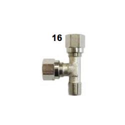 Conector T bomba freno