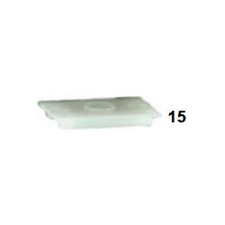 Tapon membrana bomba UP/V04