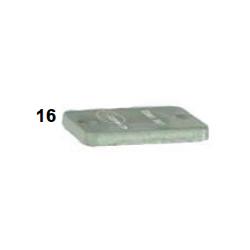 Cubierta bomba freno UP/V04 negra