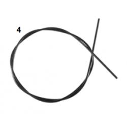 Guia cable acelerador D7