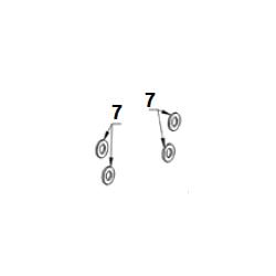 Arandela 8,5-17x1,5