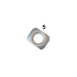 Placa superior caster B