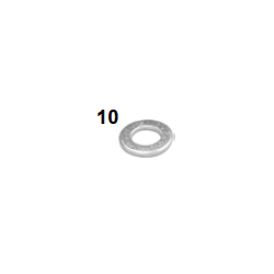 Arandela 10,5-20x2