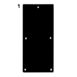 Pianale puffo nero